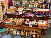 Inside Goyal's Dress Shoppe