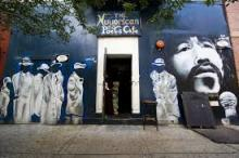 Nuyorican Poets Cafe entrance