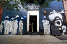 Nuyorican Poets Cafe entrance